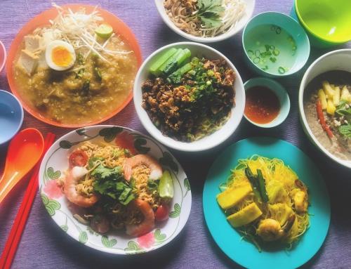 アジアごはんズVol.7開催決定!(参加者募集スタート)2019年7月6日「東南アジア4ヵ国の麺比べ」