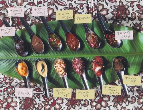 レポート。アジアごはんズVol.6終了「唐辛子タレ食べ比べ」